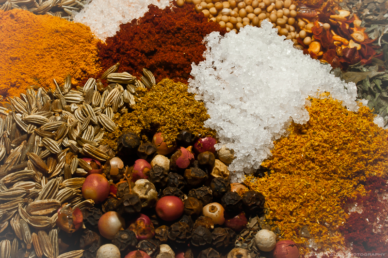 The world of spices :)