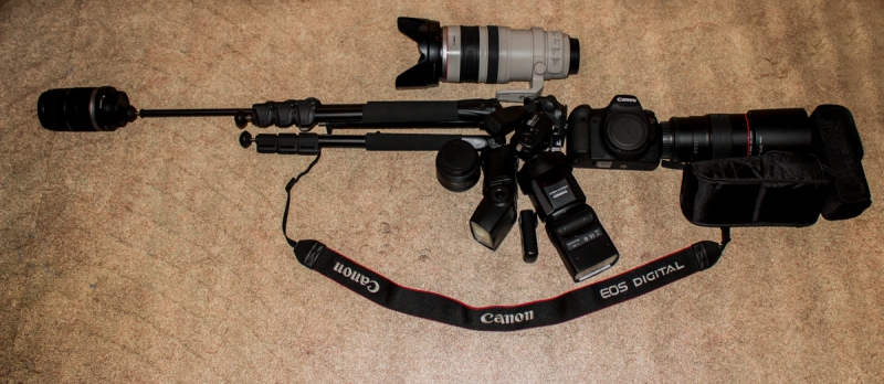 Canon Sniper Rifle