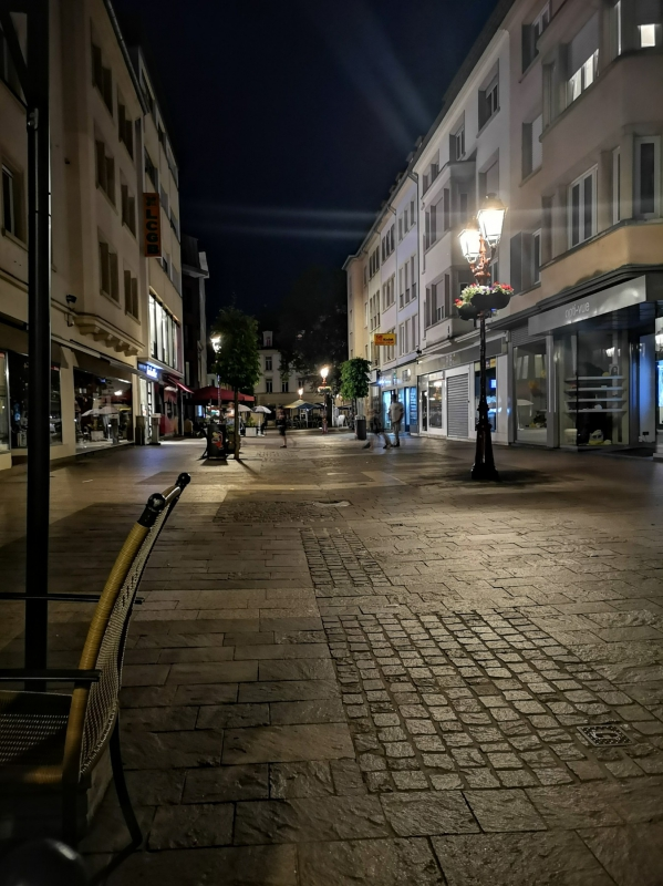 Ettelbruck by Night