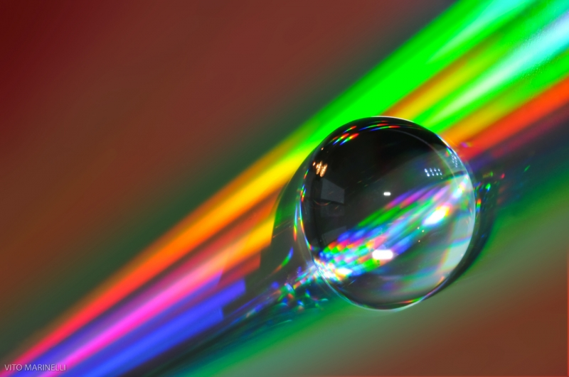 Refraction game