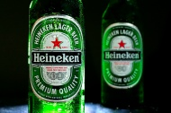Heineken, the last one!